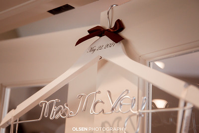 Brian and Rachel McVey Wedding