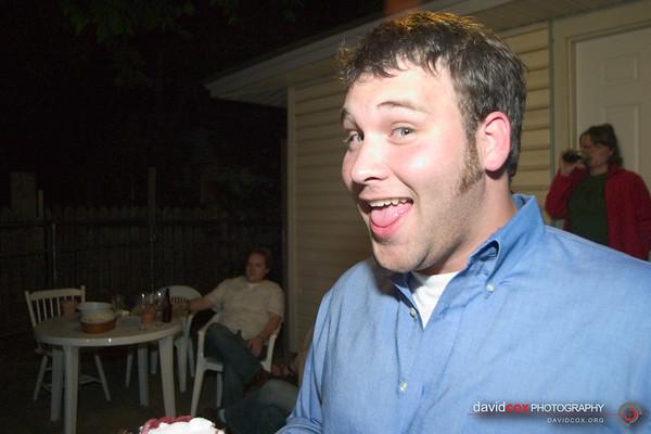 Brian's Birthday (May 2005)