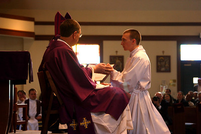 Brian's ordination