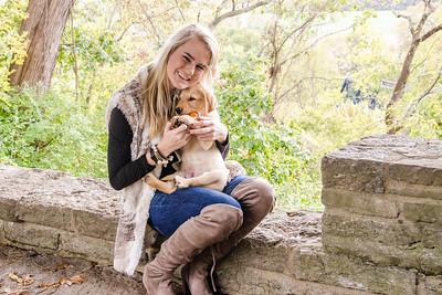 Brooke Kelly and Skipper 2016-10-22-27