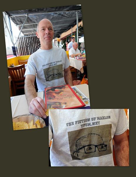 The Fiction of Marlon T-Shirt