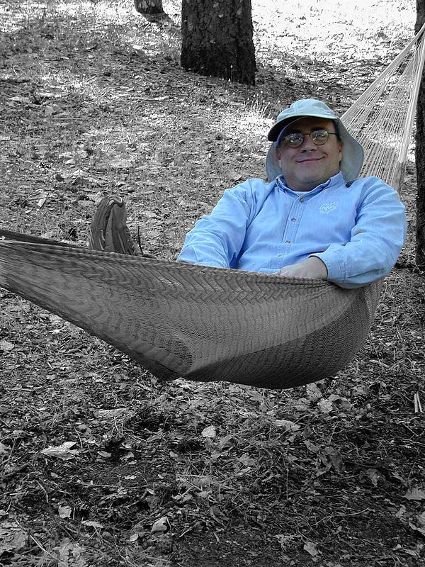 Bob at rest