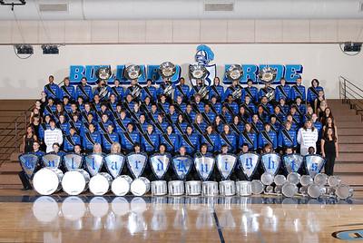 Bullard Marching Band 2008-2009