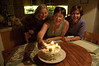 DSC_3320 JoLynn, Lucy and Rue lighting the candles.