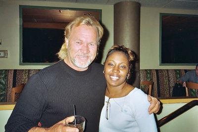 Joel Nave and Carmen