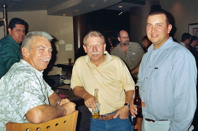 Don Rowley, Jerry Hackworth, and Greg Cahill