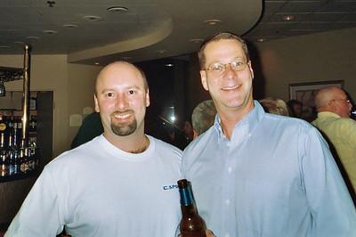 Steve and Karl