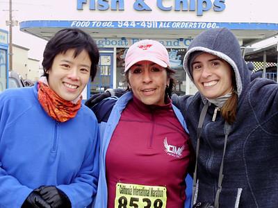 Anna, Julie G., Mary J.