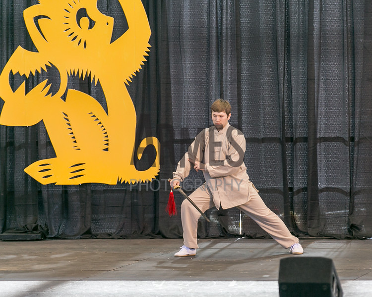 2016 Chinese New Year Festival, Dorton Arena, Raleigh NC. January 30, 2016