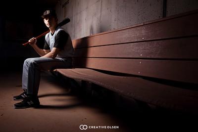 110418 Cade Flaherty Senior Photo Portraits