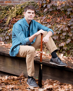 110418 Cade Flaherty Senior Portraits