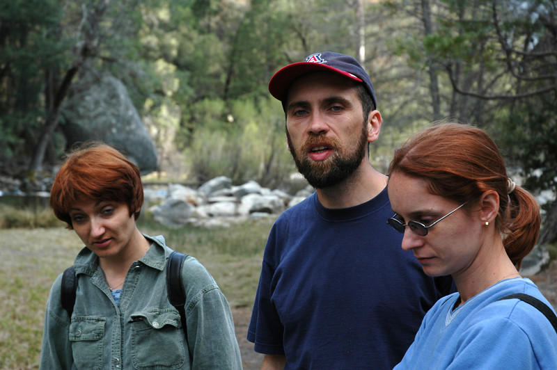 Aniko, Peter & Iza