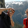 Peter & Iza at Vernal Falls