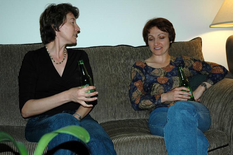 Delia & Aniko