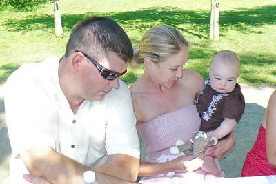 Mark, Arienne, Calvin