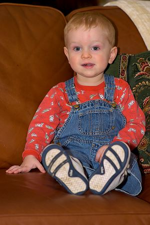 Calvin Feb 2005