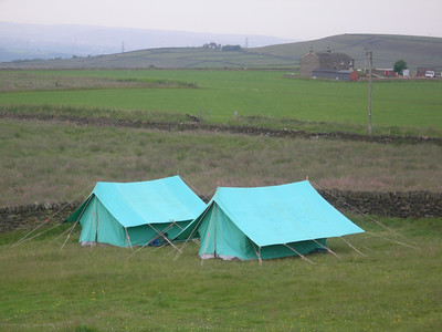 The big tents