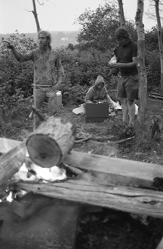 Camping Trip 1973