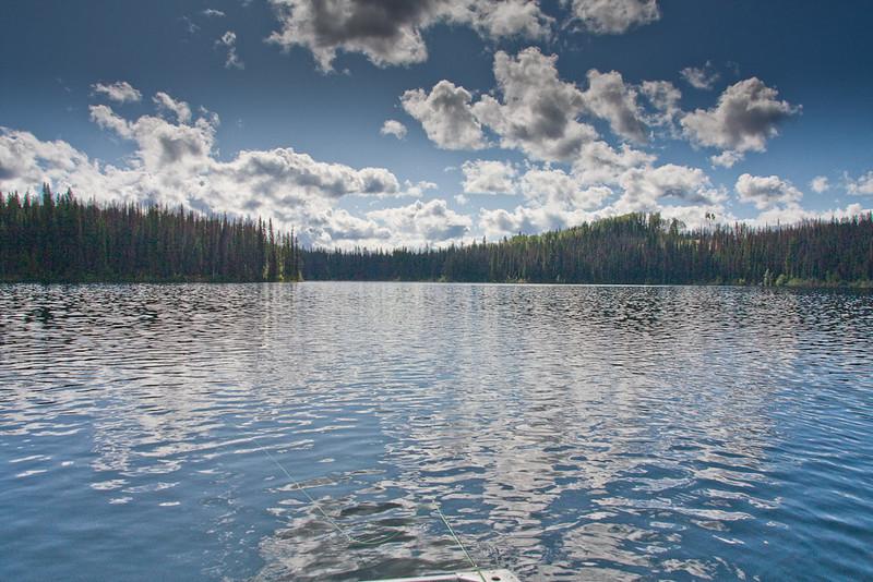 Aurora Lakes (Lynn Lake) Looking South (Metcalf's Alley)