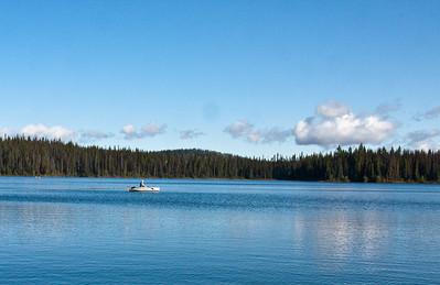 Bayard on Lynn Lake