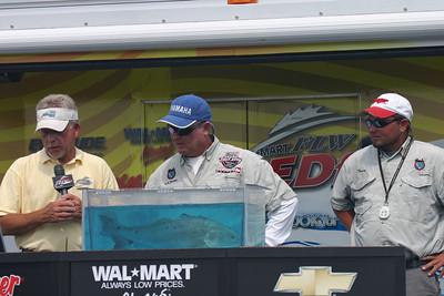 Capt. J.D. Nobles And Randy Hartley