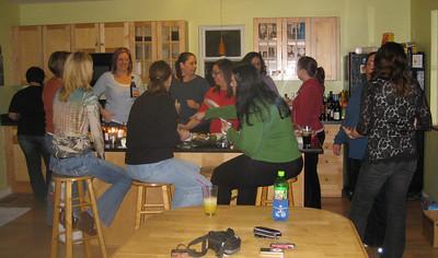 Carla's Girls Night at the Beach House