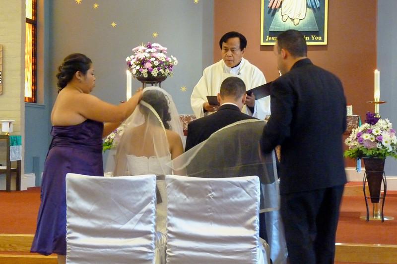The Veil Ceremony