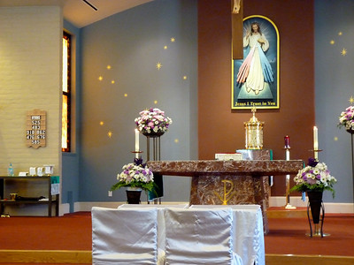 Divine Mercy Church, Sacramento, California