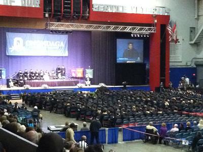 Carol's Graduation OCC 2011