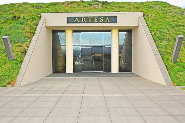 Artesa Entrance