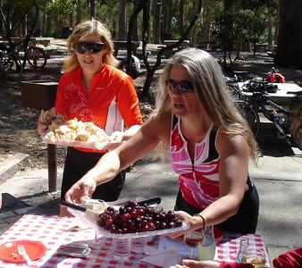 Cathy's Italian Picnic & Bike Ride