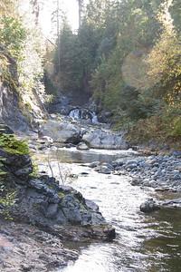 Below the Falls at Powder Pool