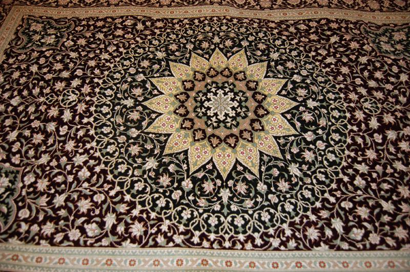Gorgeous new rug!