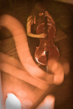 Cello-nely Night