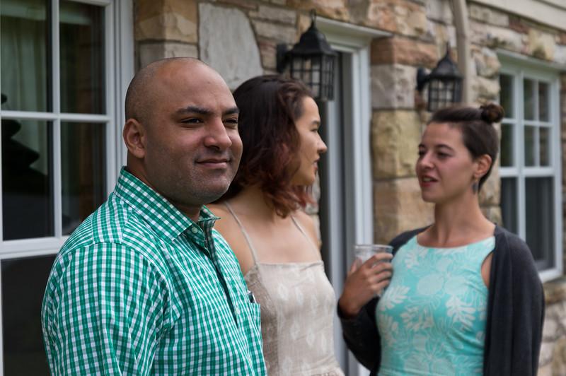 Keith, Lindsay, Lisa