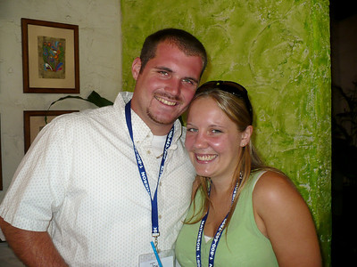 Jonathan and girlfriend Erin