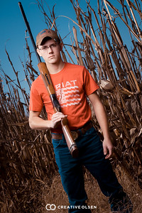 102817 Chase Bagwell Senior Photo Session Gretna, Nebraska  Photos by Nate Olsen