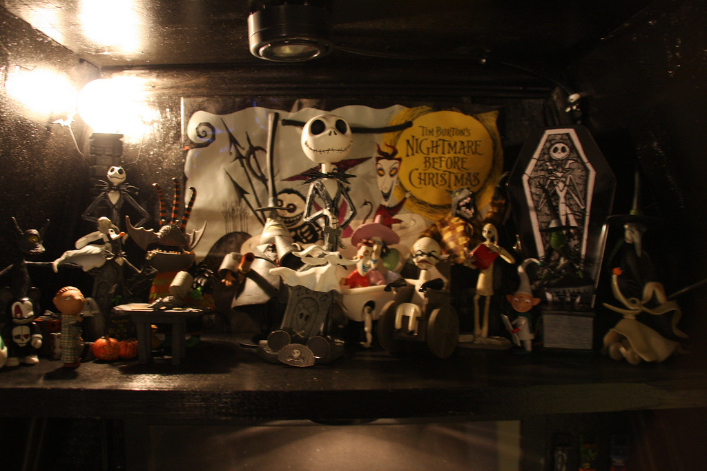 Nightmare Before Christmas, Randall's Collection.