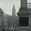 View across Trafalgar Square.