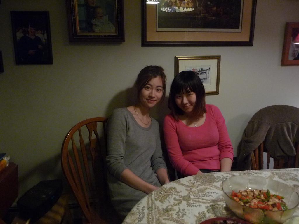 Yiwei and Mung gi