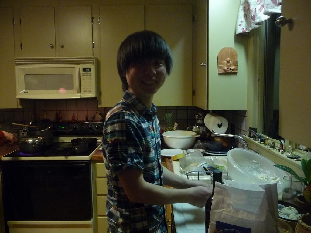 Aaron Fan Feng...master chef