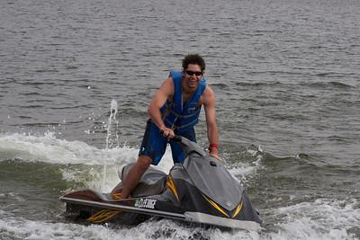 Chris Tullar at Lake Powell