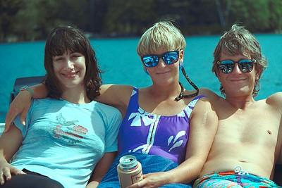 Lori, Susan, and Chris