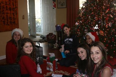 Christina's Christmas Get Together - 2011