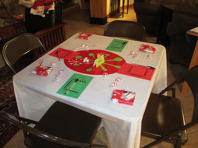 Christmas Bunco 2012