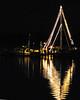 Sailboat Christmas lights 2007 (1)