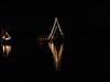 Sailboat Christmas lights 2007 (2)