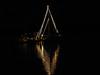 Sailboat Christmas lights 2007 (5)