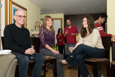 Christmas at Julie's 2012