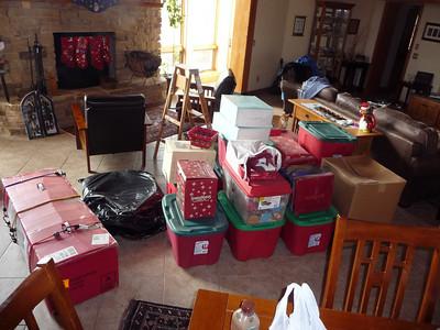 Christmas bunco 2010